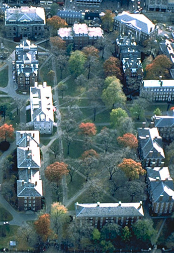 Original Harvard Yard / Michael Van Valkenburgh Associates