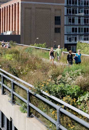 ASLA 2013 Professional General Design Honor Award. High Line, Part 2 / Iwan Baan
