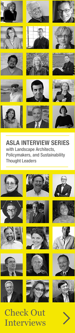 ASLA Interviews