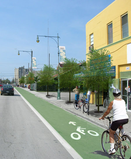 Miami 2030 bicycle master plan / Street Plans Collaborative