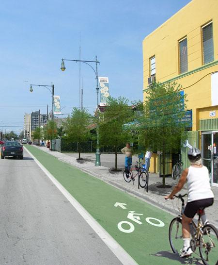Miami 2030 bicycle master plan / Street Plans Collaborative