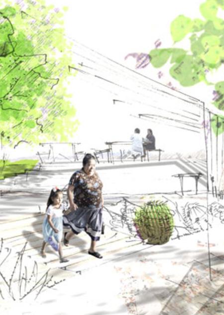 North Shore design concept / KDI