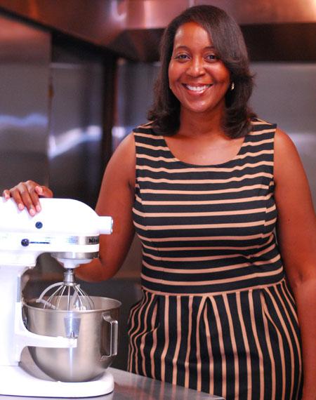 Devita Davidson, Detroit Kitchen Connect / Be a localist.org