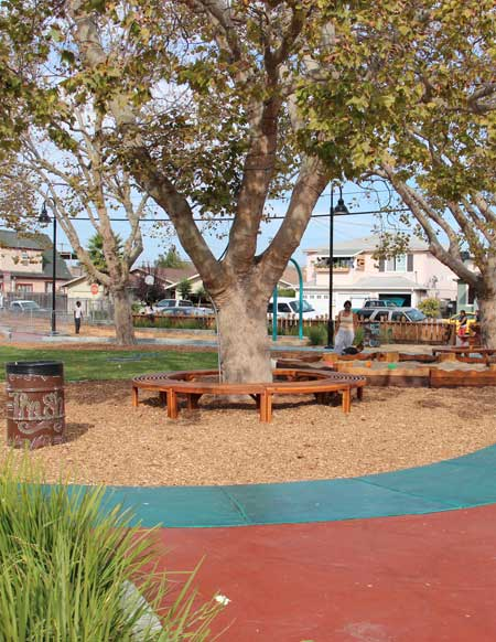 Elm Playlot / KQED, Nancy DeVille