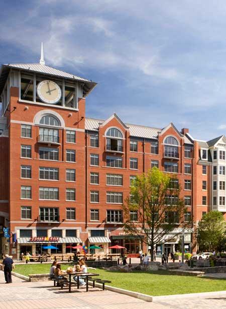 Rockville Town Square via Better Cities & Towns / Dan Cunningham