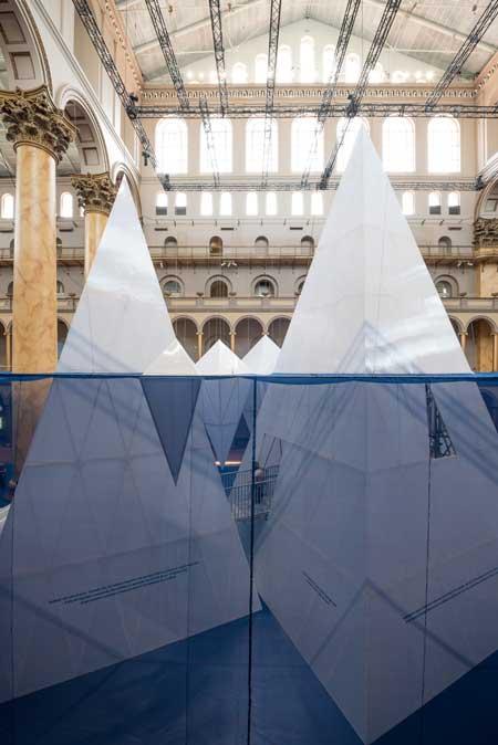 Icebergs / Tim Schenck, NBM