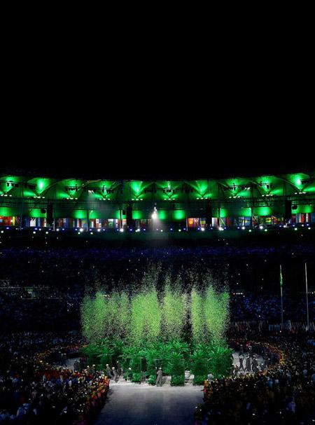 Rio 2016 Olympics Opening Ceremony / Olympics.org