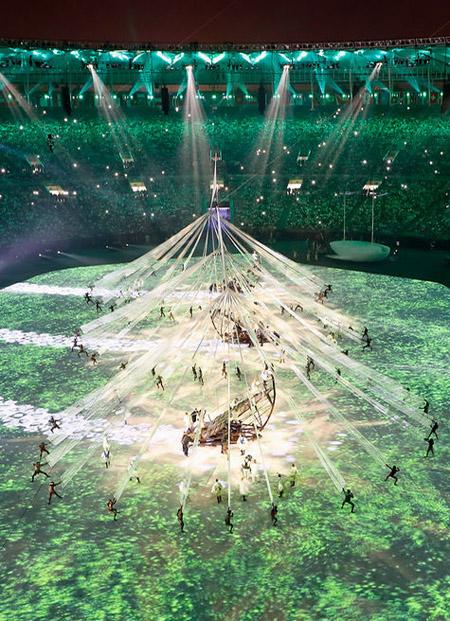Rio 2016 Olympics Opening Ceremony / Olympics