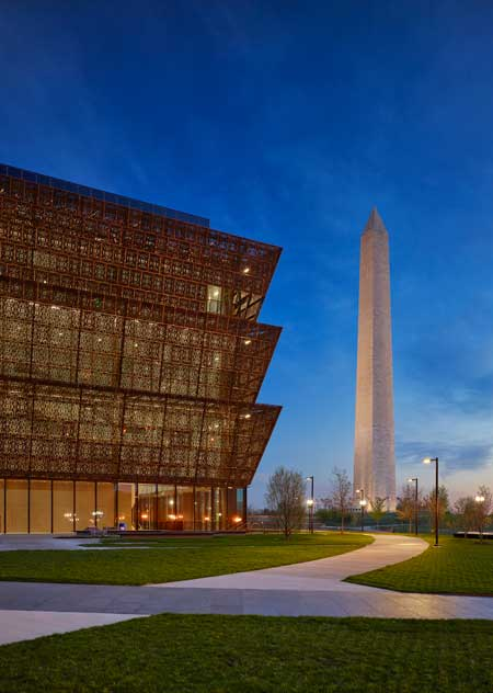 National Museum of African American History and Culture / Smithsonian