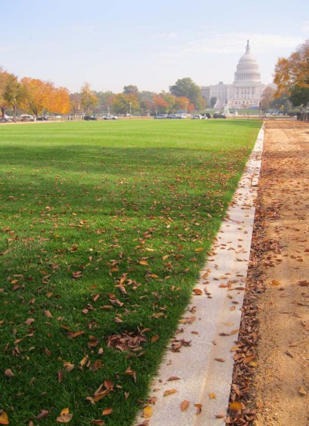 The National Mall / Landscape Architecture Magazine