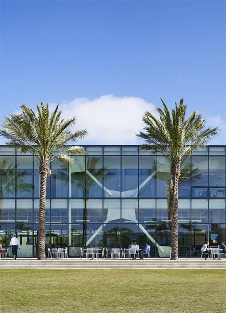 Pacific Center campus / BNIM