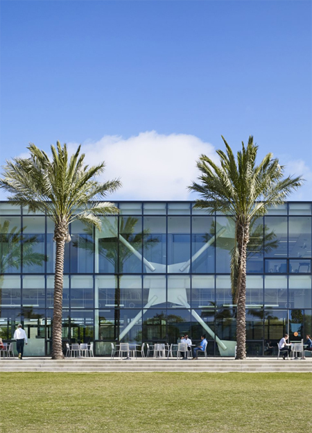 Pacific Center campus / BNIM