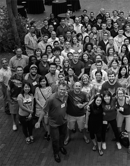 Diversity at EDSA / EDSA