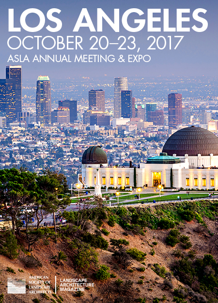 ASLA 2017 Annual Meeting / ASLA