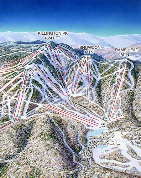 Killington, Vermont / James Niehues