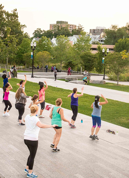 A Joint Call to Action to Promote Healthy Communities