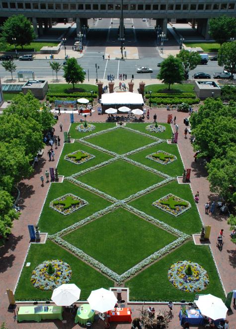 Gardens THE DIRT