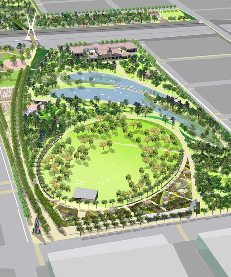 Ambitious Parks Aim to Transform Oklahoma's Cities – THE DIRT