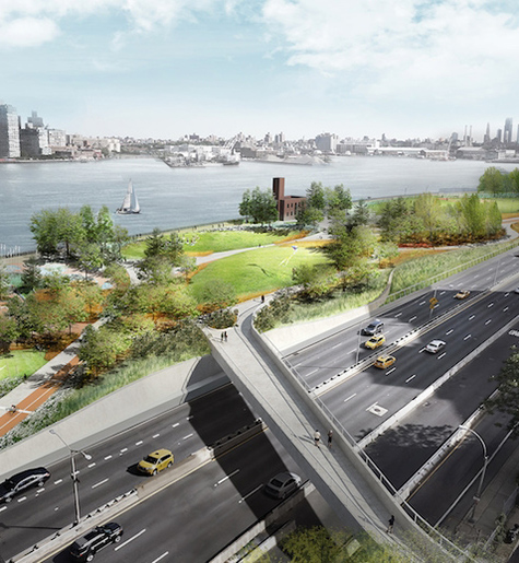 "Berms Aren't Enough: NYC Shifts Course on ""Big U"" Resilient Waterfront Plan"