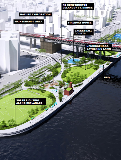 """Berms Aren't Enough: NYC Shifts Course on """"Big U"""" Resilience Plan"""