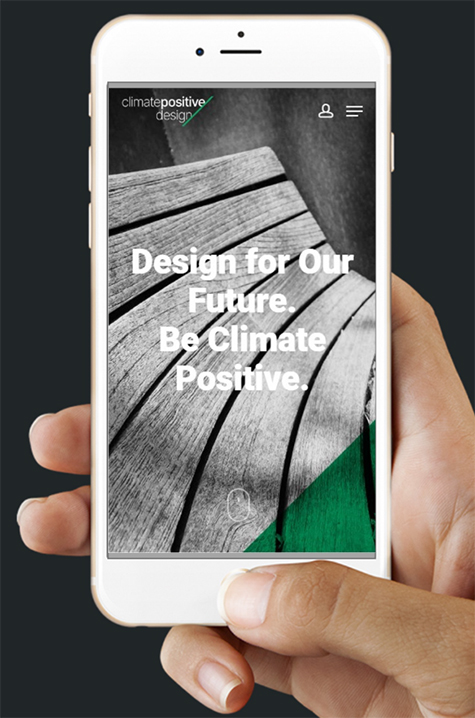 To Stop Contributing to the Problem, Use Climate Positive Design